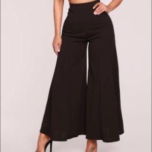 Fashion Nova Dare to Flare Pants